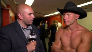 Donald Cerrone UFC Fight Night Ottawa Post-Fight Interview