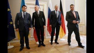 «Нормандская четверка» в Берлине. Как Европа пытается возродить Минские соглашения