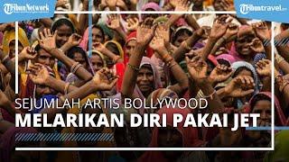 Sejumlah Artis Bollywood 'Larikan Diri' dari Krisis Covid-19 di India, Ramai-ramai Sewa Jet Pribadi