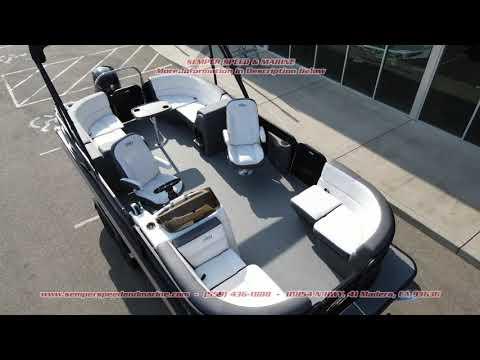 2021 Manitou 20 Aurora LE RF in Madera, California - Video 2