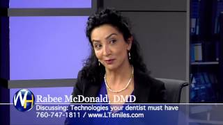 Dr. McDonald - Technology Your Dentist Should Have