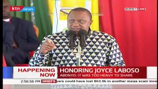 UHURU: This is how I [Kenya] will defeat cancer in Kenya