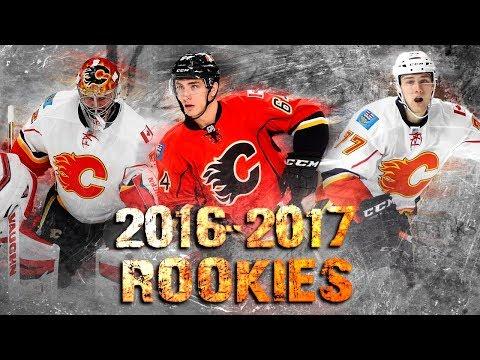 Calgary Flames Rookies - 2016/2017 Highlights