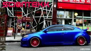 Scion TC Airtekk Engineering Air Ride Suspension