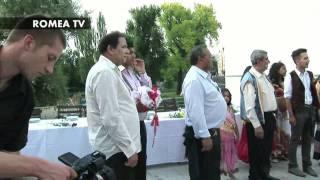 Khamoro 2011: Jan Bendig se oženil aneb rekonstrukce tradiční romské svatby