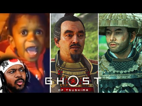 YOU'RE NOT MY DADDY (Ghost of Tsushima)