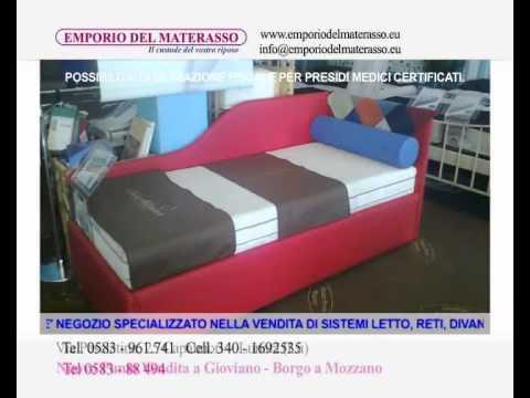 Emporio Del Materasso Lucca.Emporio Del Materasso Paginesi