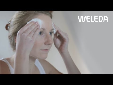 Weleda Tutorial: Facial Cleansing