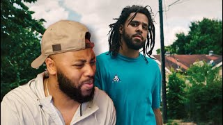 Why did J. Cole go so hard??? The Climb Back [Reaction Video] Lewis Street Single