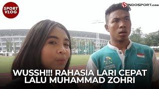SERUNYA NGE-VLOG BARENG MANUSIA TERCEPAT INDONESIA!