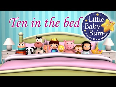 Song Ten In The Bed Proyecto Educere