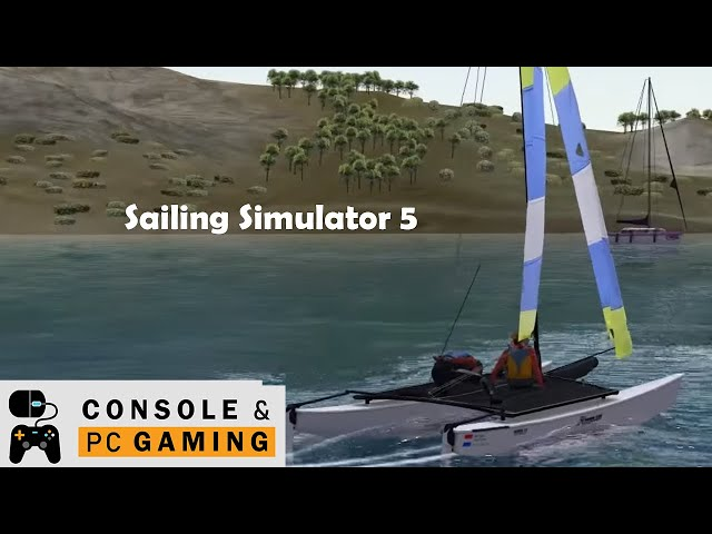 Best Simulation Games - Sailing Simulator 5