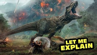 Jurassic World 2 Ain't COMPLETE Trash |  Explained in 7 Minutes