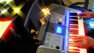 Keyboardmusik live gespielt von Frank HD 1080p