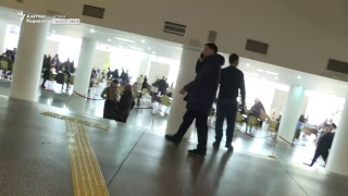 Астанадағы аналар жиыны / Многодетные идут к чиновникам - Радио Азаттык