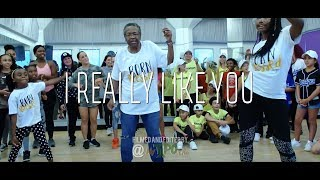 "Carly Rae Jepsen - ""I Really Like You"" | Phil Wright Choreography | Ig : @phil_wright_"