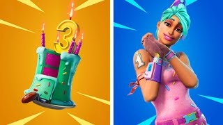 "10 Most TRYHARD ""CAKE!"" Combos In Fortnite!"
