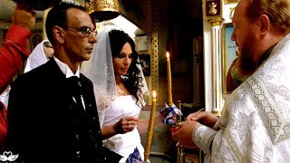 Orthodox wedding in southern Ukraine - Serge and Galina in Belgorod-Dnestrovsky