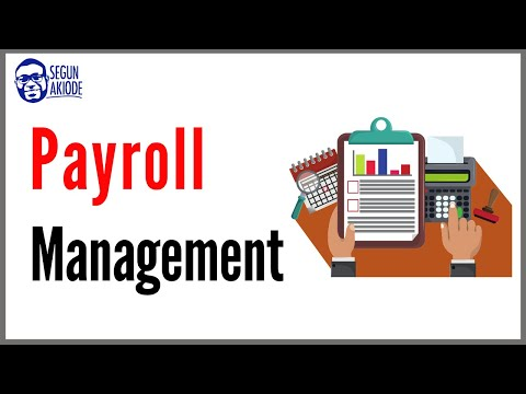 Overview of Payroll Management | A Beginners Guide
