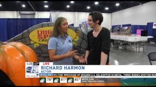 Richard Harmon - 15/05/15 - Good Morning Carolinas