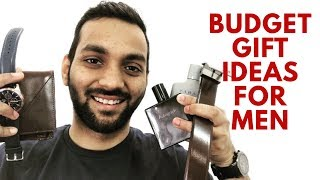 Best Budget Gift Ideas For Indian Men 2019 | Gift Guide For Guys | Hindi | ANKIT TV