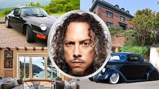 Kirk Hammett Net Worth | Lifestyle | House | Cars | Family | Kirk Hammett Biography 2018