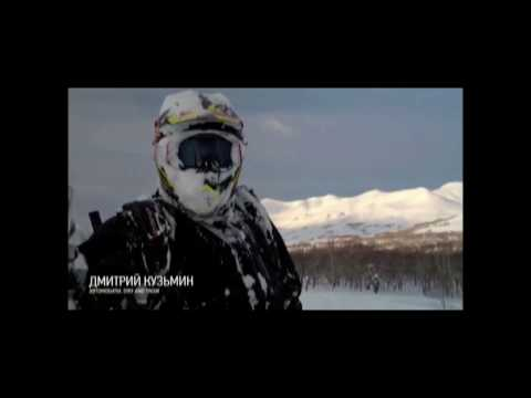 Ski Doo Summit и снег мечта
