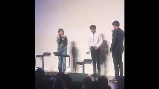 Jung So Min Surprise Guest At Lee Joon Fanmeeting 09/30/2017
