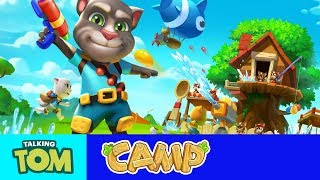 Talking Tom Camp Teaser Trailer (Pre-Register Now)
