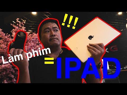 Hướng dẫn làm phim trên Ipad #1, LumaFsion app IOS, Andy Lam 2018, learn filmmaking
