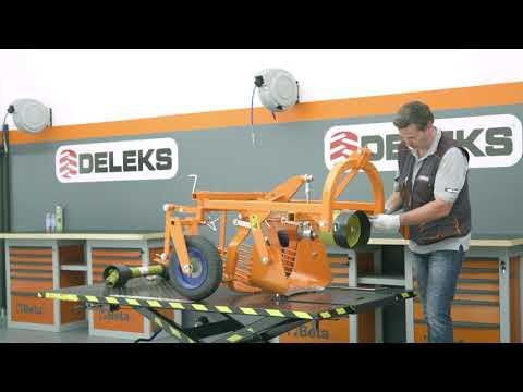 DELEKS® DPT-120: Ausgepackt von Alberto