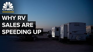 Why RV Sales Are Growing