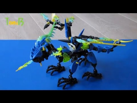 Vidéo LEGO Hero Factory 44009 : Dragon Bolt