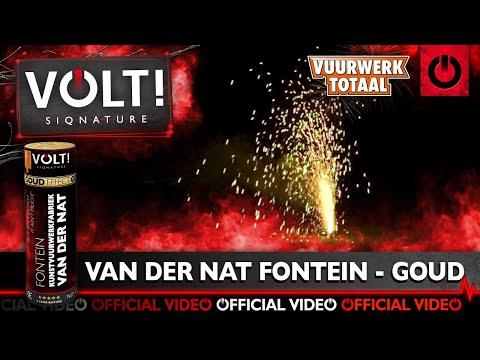 Van der Nat Fontein GOUD