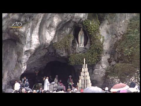 Chapelet à Lourdes du 2 octobre 2019