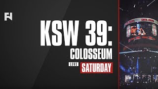KSW 39 LIVE Sat., May 27, 2017 at 3 p.m. ET on Fight Network