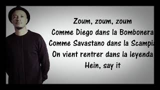 Soprano Ft Niska Zoum Paroles Lyrics