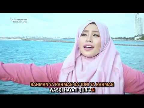 Wafiq Azizah - Rohman Ya Rohman I Official Music Video