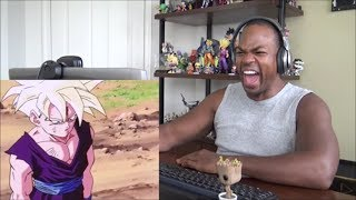 DragonBall Z Abridged: Episode 60 - Part 1 - #DBZA60 | TeamFourStar (TFS) - REACTION!!!