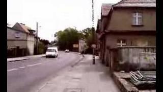 preview picture of video 'Wschowa. Skrzyżowanie Głogowskiej i Moniuszki.'