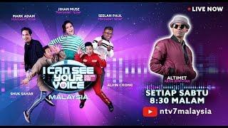 [LIVE] I Can See Your Voice Malaysia Minggu 12  bersama Altimet !   #ICSYVMY