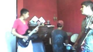 No juegues con fuego - Angeles del Infierno - cover band - Metal Destruction