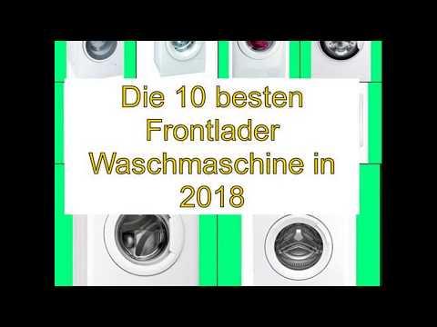 Die 10 besten Frontlader Waschmaschine in 2018