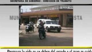 preview picture of video 'Dirección de Tránsito de Bella Vista'