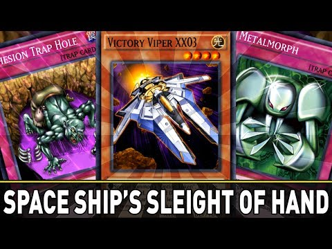 Space Fighters Sleight Deck Check   YuGiOh Duel Links Mobile w/ ShadyPenguinn