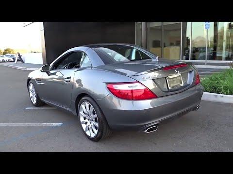 2016 Mercedes-Benz SLK Pleasanton, Walnut Creek, Fremont, San Jose, Livermore, CA 33670