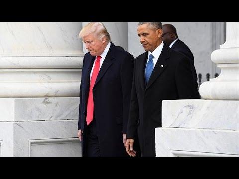 ΗΠΑ: Κατηγορηματικά διέψευσε εκπρόσωπος του Ομπάμα τα περί υποκλοπών σε βάρος του Τραμπ
