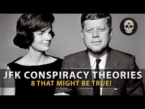 8 Shocking JFK Assassination Conspiracy Theories