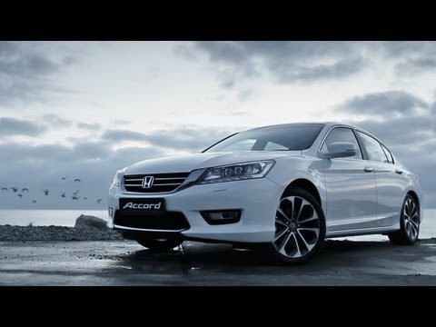 Honda  Accord Седан класса E - рекламное видео 2