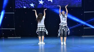 Girlz on the Dancefloor - 1st Place Hip Hop Duo Senior / Dance Fest Novi Sad 2014 / AQUA